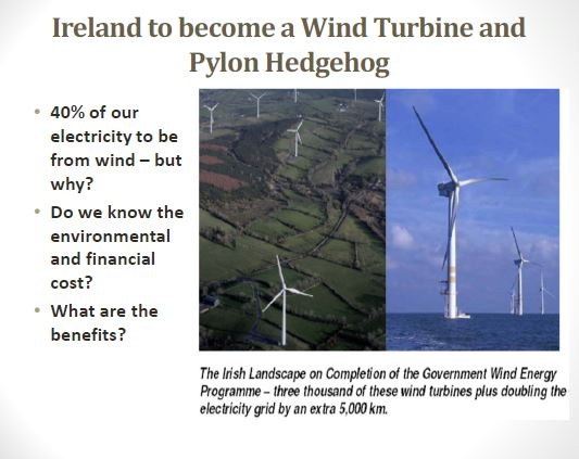 Ireland wind policy